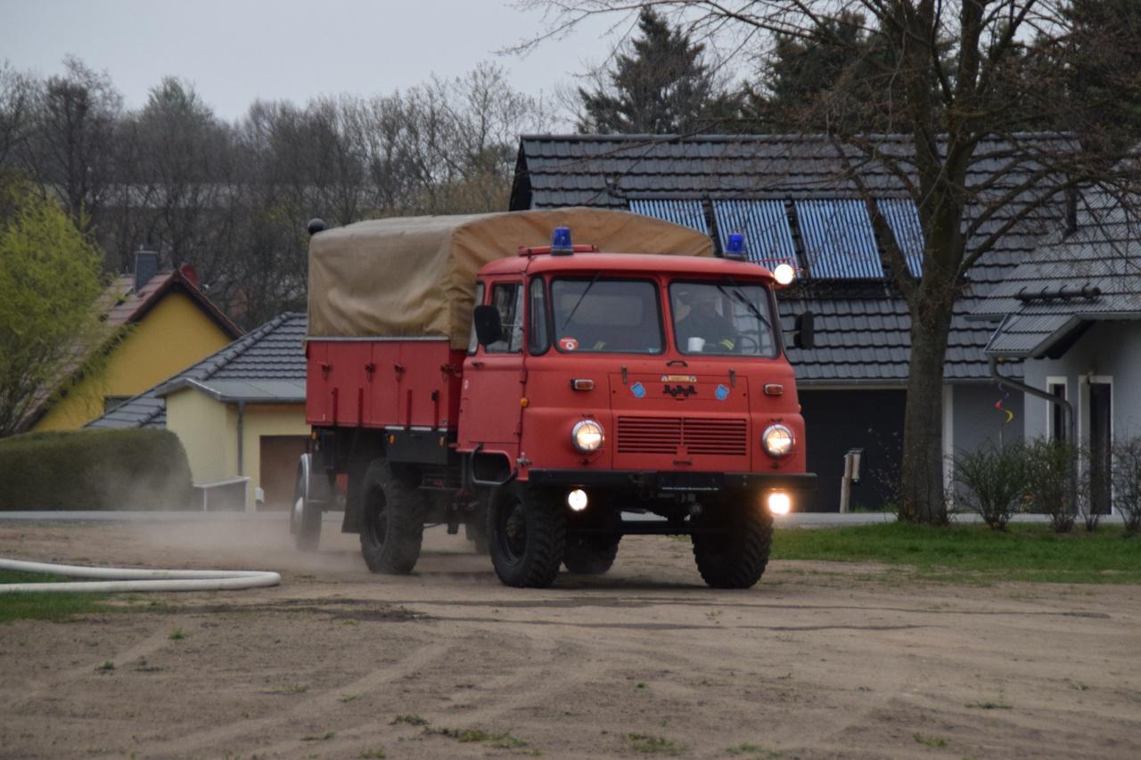 100 Jahre Freiwillige Feuerwehr Kemnitz / Oberlausitz